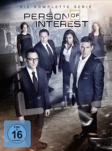 Person of Interest Staffel 1-5 (Limited Edition)