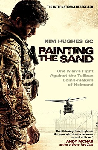 Painting the Sand — Kim Hughes