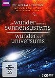 Wunder des Universums & Wunder unserer Welt (2 DVDs)