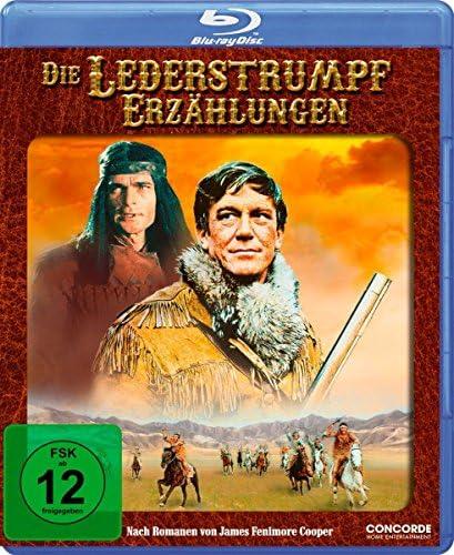 Die Lederstrumpf Erzählungen Blu-ray
