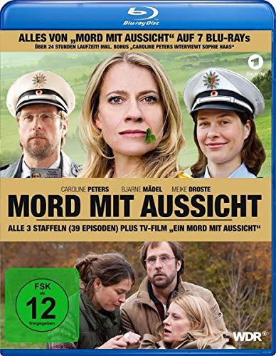 Mord mit Aussicht Staffel 1-3 + TV-Film [Blu-ray]