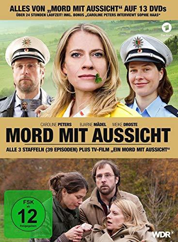 Mord mit Aussicht Staffel 1-3 + TV-Film (13 DVDs)