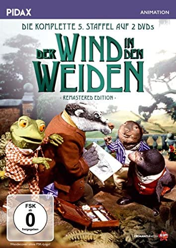 Der Wind in den Weiden Staffel 5 (Remastered Edition) (2 DVDs)