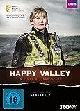 Happy Valley - In einer kleinen Stadt: Staffel 2 (2 DVDs)