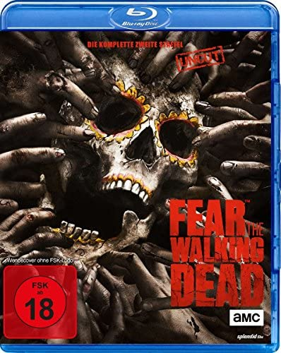Fear the Walking Dead Staffel 2 [Blu-ray]