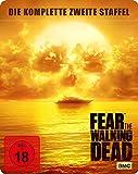 Fear the Walking Dead - Staffel 2 (Limited Edition Steelbook) [Blu-ray]