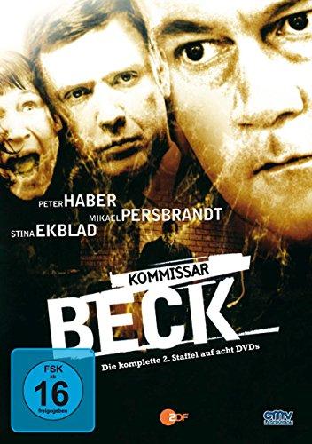Kommissar Beck Staffel 2 (8 DVDs)