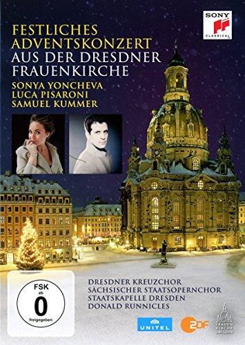 Festliches Adventskonzert aus der Dresdner Frauenkirche 2016