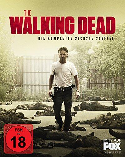 The Walking Dead Staffel 6 (Uncut) [Blu-ray]