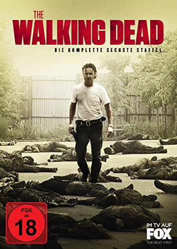 The Walking Dead Staffel 6 (Uncut) (6 DVDs)