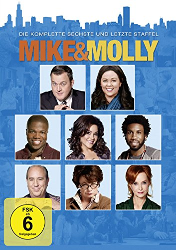 Mike & Molly Staffel 6 (2 DVDs)