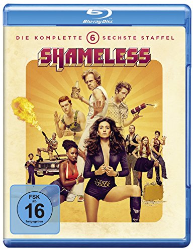 Shameless Staffel 6 [Blu-ray]