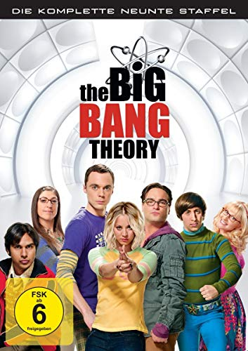 The Big Bang Theory Staffel  9 (3 DVDs)