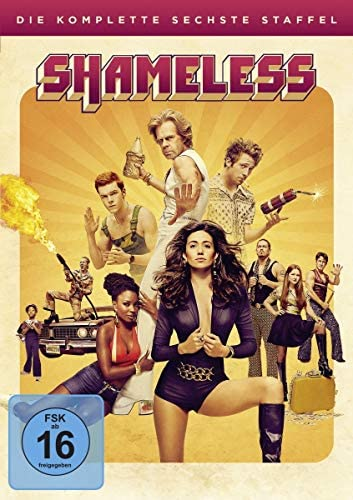 Shameless Staffel 6 (3 DVDs)