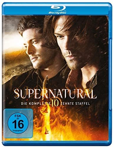 Supernatural Staffel 10 [Blu-ray]