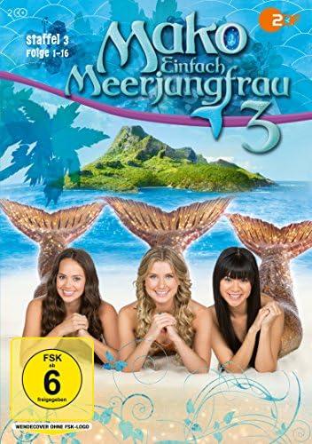 Mako - Einfach Meerjungfrau: Staffel 3 (2 DVDs)