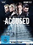Accused - Eine Frage der Schuld: Die komplette Serie (4 DVDs)
