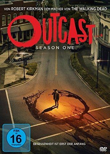 Outcast Staffel 1 (4 DVDs)