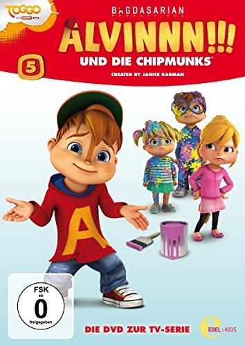 Alvinnn!!! und die Chipmunks, Vol. 5: Meine verrückte Schwester