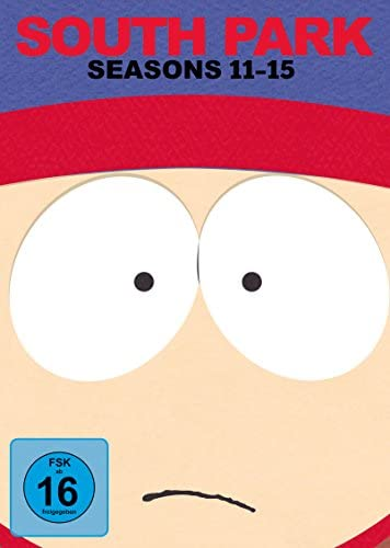 South Park Staffeln 11-15 (15 DVDs)
