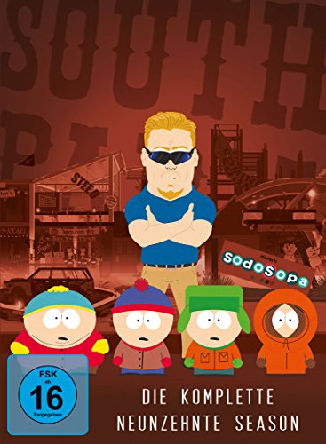 South Park Staffel 19 (2 DVDs)