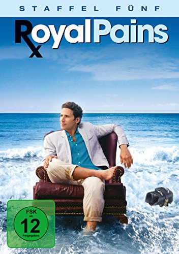 Royal Pains Staffel 5 (4 DVDs)