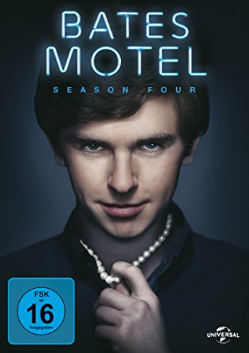 Bates Motel Staffel 4 (3 DVDs)