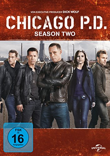 Chicago P.D. Staffel 2 (6 DVDs)