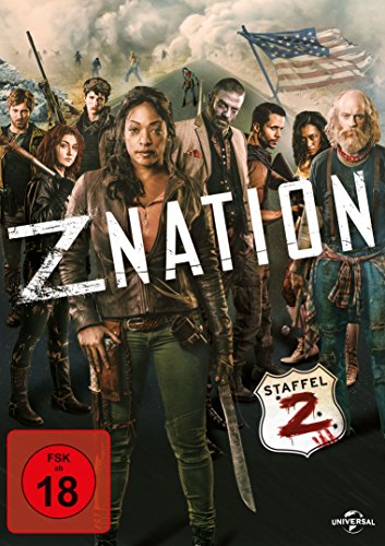 Z Nation Staffel 2 (4 DVDs)