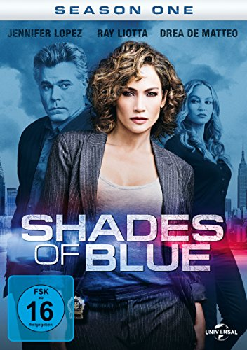 Shades of Blue Staffel 1 (3 DVDs)