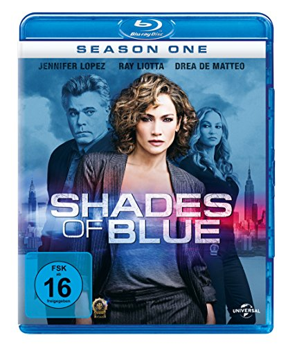 Shades of Blue Staffel 1 [Blu-ray]