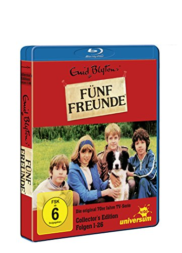 Fünf Freunde Collector's Edition [Blu-ray]