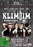 Klimbim - Komplettbox (Alle 5 Staffeln plus Special) (8 DVDs)