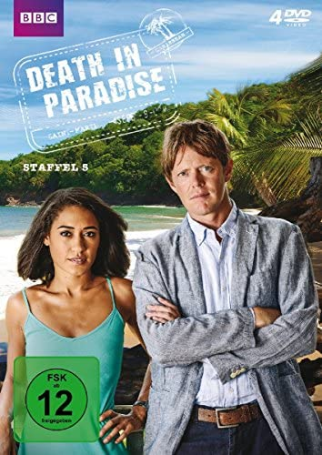 Death in Paradise Staffel 5 (4 DVDs)