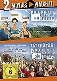 Die Kirche bleibt im Dorf - Der Spielfilm + Spielfilm 2 (2 DVDs)