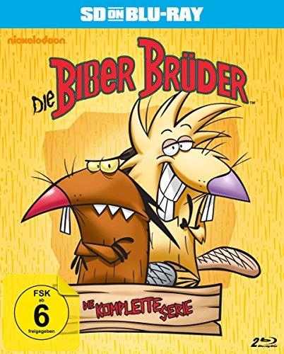 Die Biber Brüder Die komplette Serie [SD on Blu-ray]