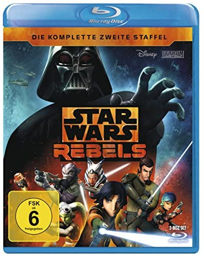 Star Wars Rebels Staffel 2 [Blu-ray]