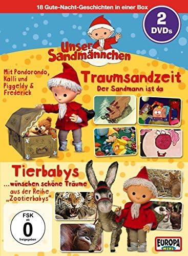 Unser Sandmännchen Sammelbox 4 (2 DVDs)