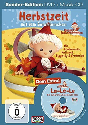 Unser Sandmännchen Sonder-Edition: DVD+Hörspiel (DVD+CD)