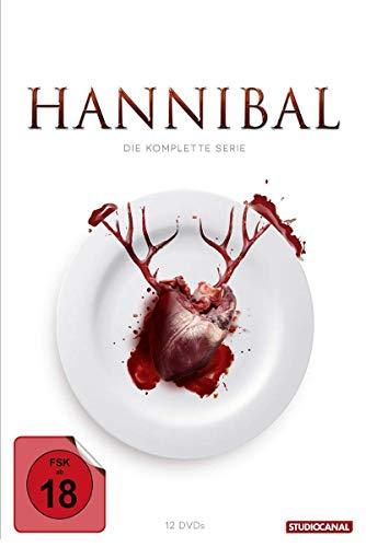 Hannibal Die komplette Serie (12 DVDs)