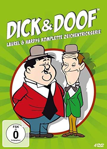 Dick & Doof Laurel & Hardys komplette Zeichentrickserie (Special Edition) (4 DVDs)