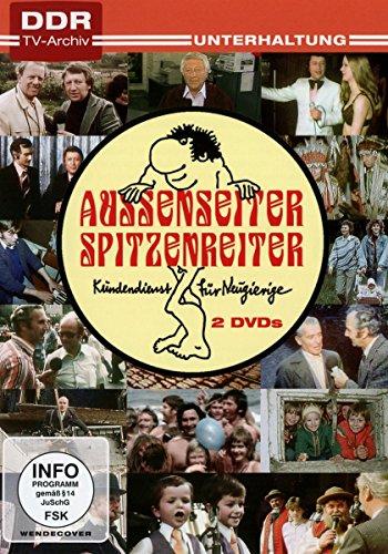 Außenseiter-Spitzenreiter (DDR TV-Archiv) (2 DVDs)