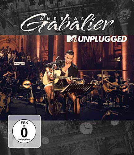 MTV Unplugged: Andreas Gabalier [Blu-ray]
