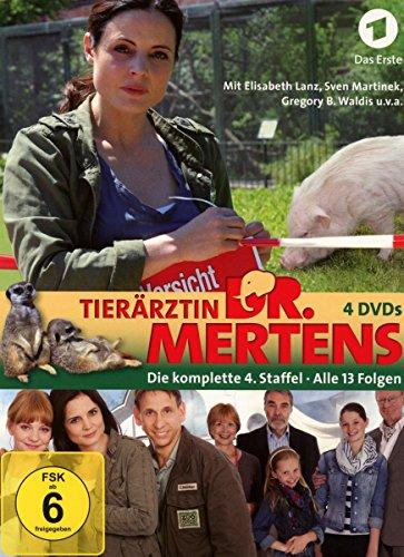 Tierärztin Dr. Mertens Staffel 4 (4 DVDs)