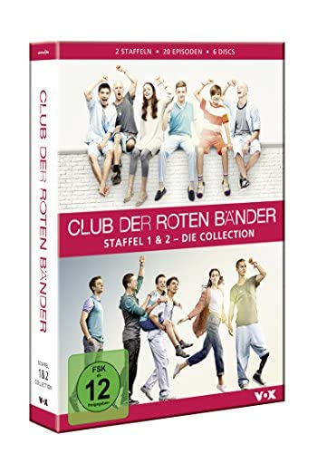 Club der roten Bänder Staffel 1+2 Collection (6 DVDs)
