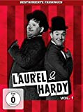 Laurel & Hardy - Vol. 1 (restaurierte Fassungen)