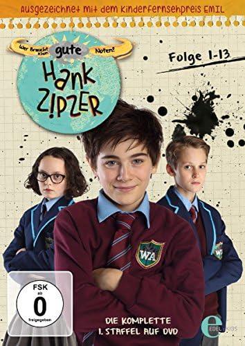 Hank Zipzer Staffel 1 (2 DVDs)