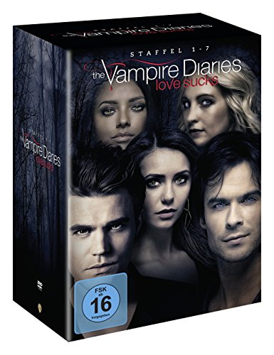 The Vampire Diaries Staffeln 1-7 (Limited Edition)