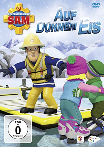 Feuerwehrmann Sam Auf dünnem Eis (Staffel 9/Teil 2)