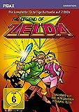 The Legend of Zelda - Die komplette Serie (2 DVDs)